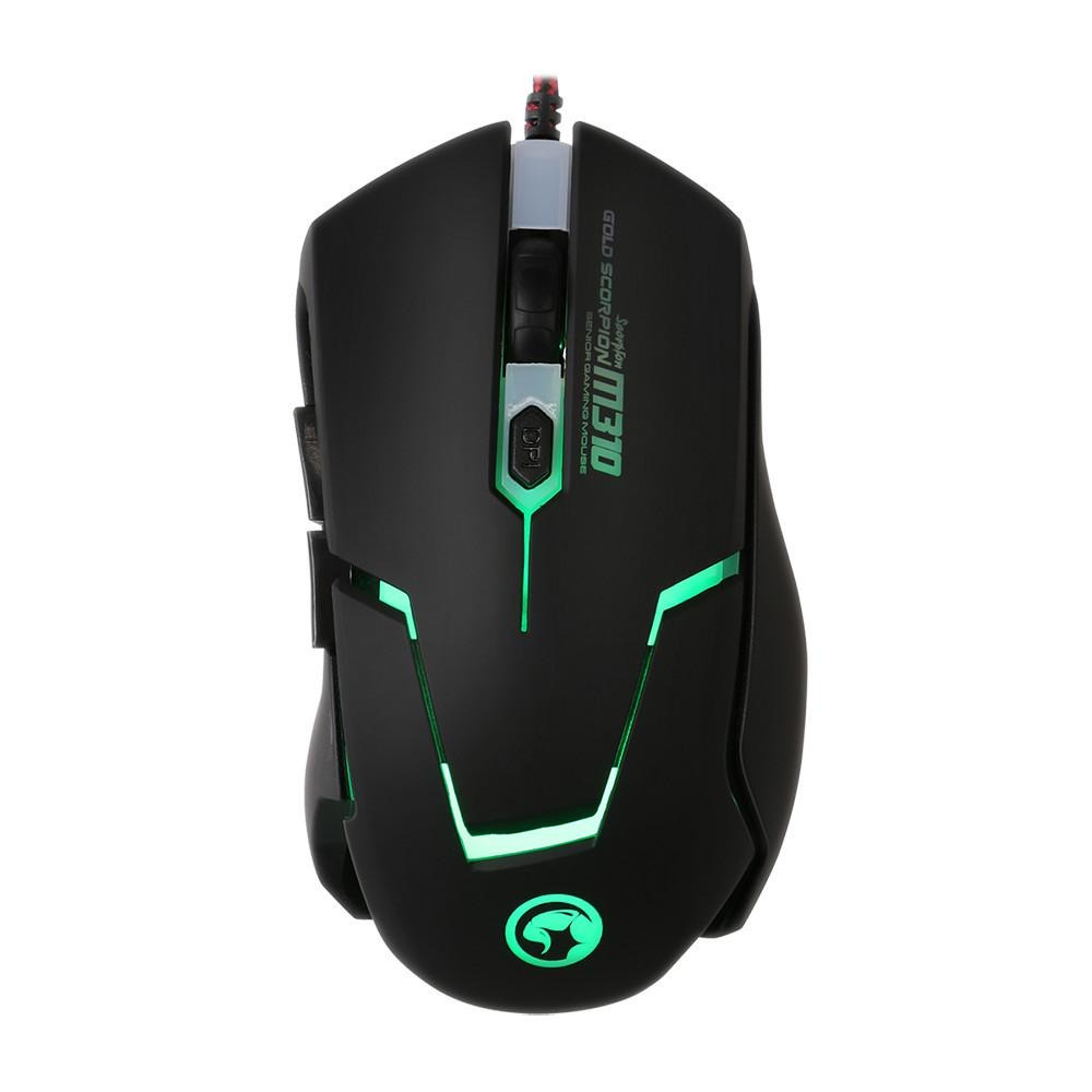 Mouse Gamer Iluminado
