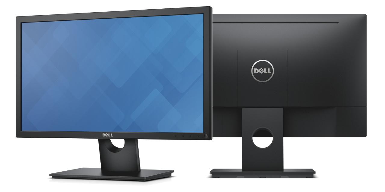 Monitor Dell E2016H