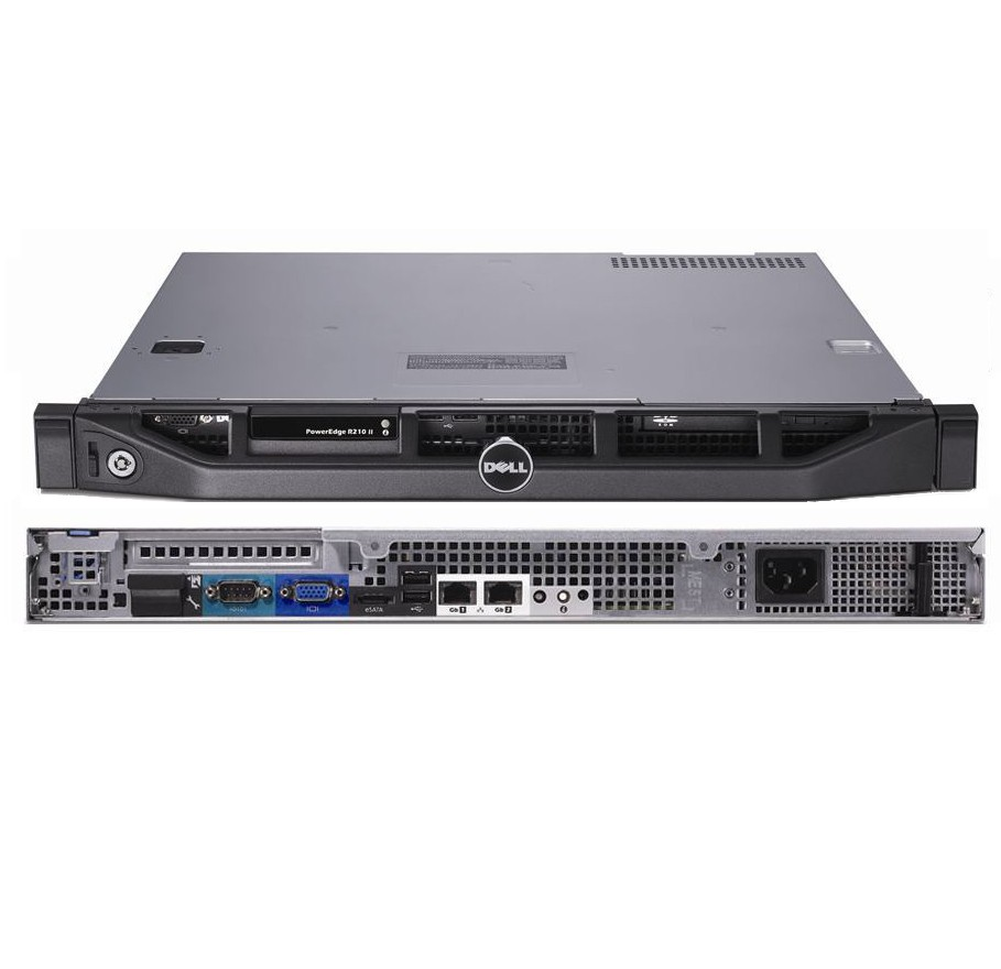Servidor PowerEdge R220