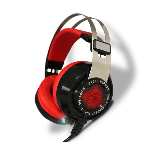 Audifonos Eagle Warrior Raven Gaming Con Microfono