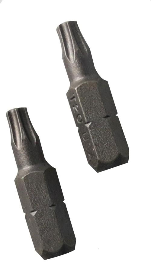 """Desarmador Punta Torx T25 y 1"""" con 2 Piezas 58181 Allen"""