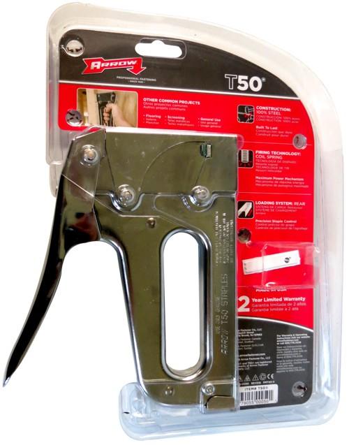 Engrapadora Pistola Uso Pesado T50 ARROW