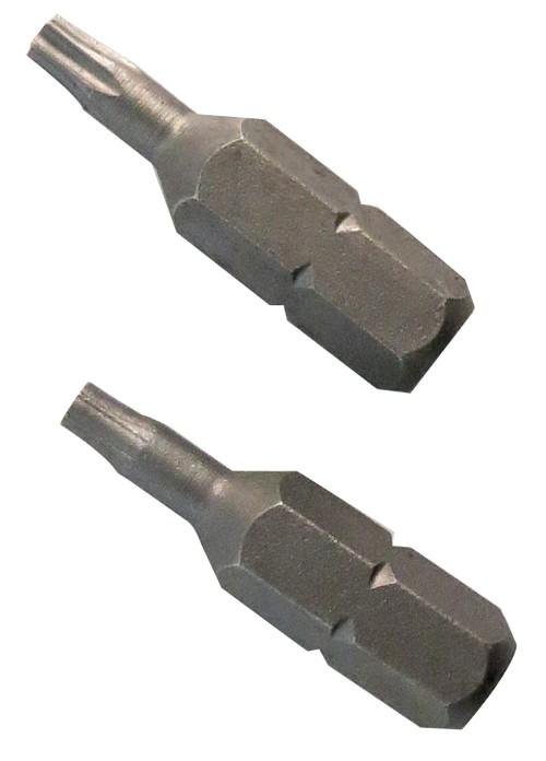 """Desarmador Punta Torx T10 y 1"""" con 2 Piezas 58178 Allen"""