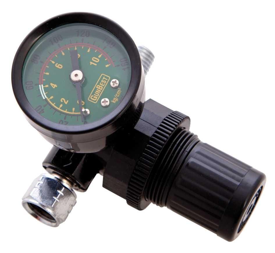 Regulador De Diafragma Con Manómetro 580 Goni