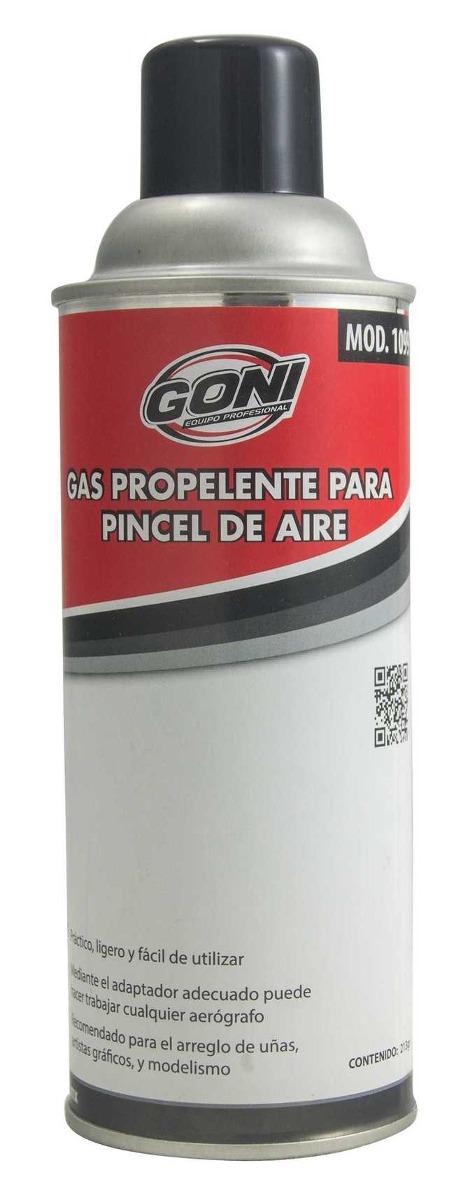 Gas Propelente  De  213  Grs. 1099 Goni