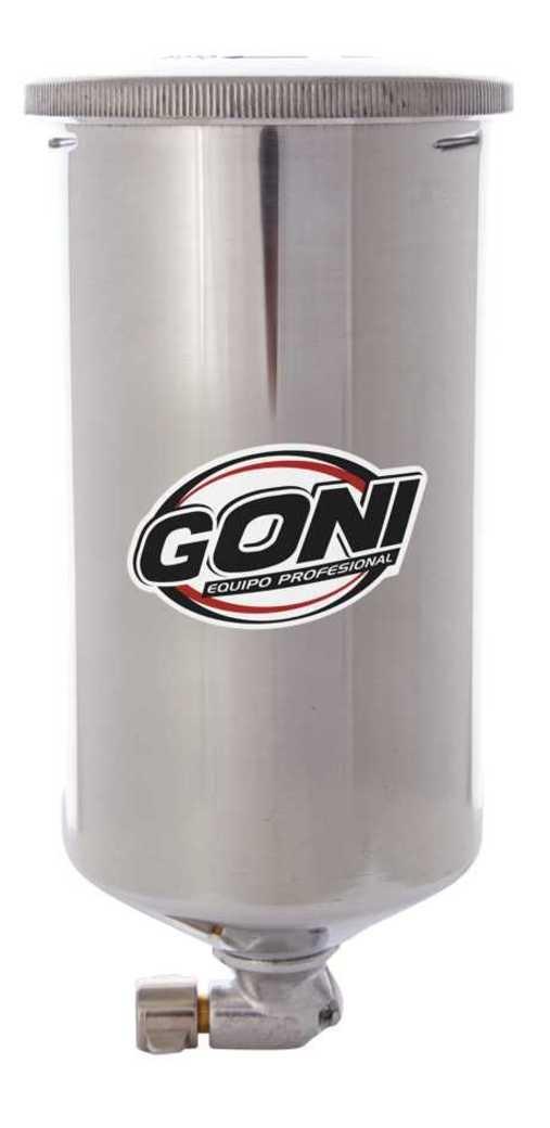 Vaso De Aluminio Gravedad De 1000cc 334 Goni
