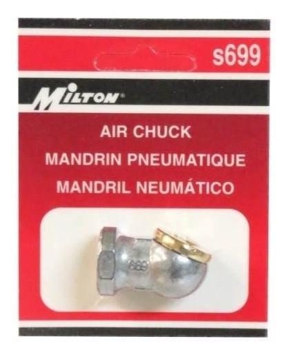 Chuck Aire-hembra Npt 1/4 Inch M-s699 Milton