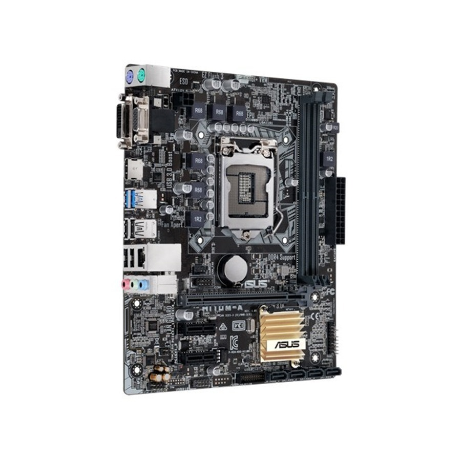 Motherboard Micro-ATX ASUS H110M-A