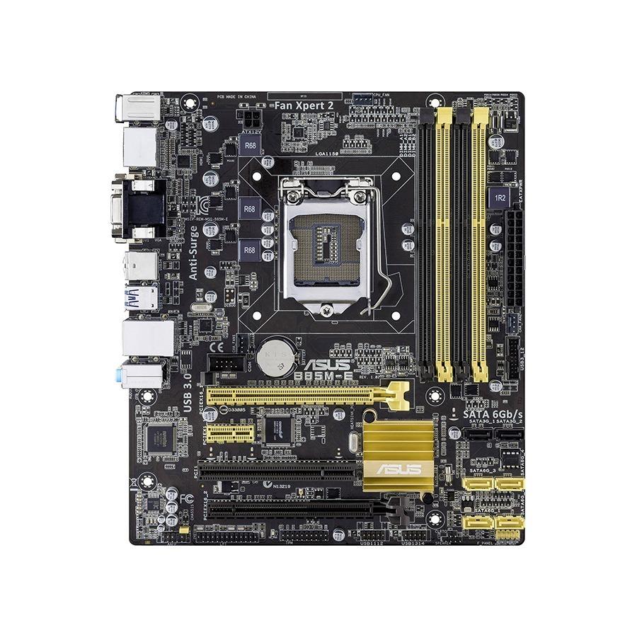 Motherboard Micro-ATX ASUS B85M-E