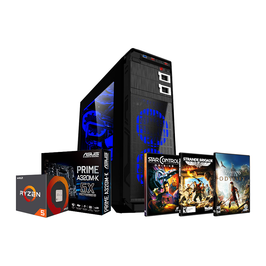 PC Gamer Legend One