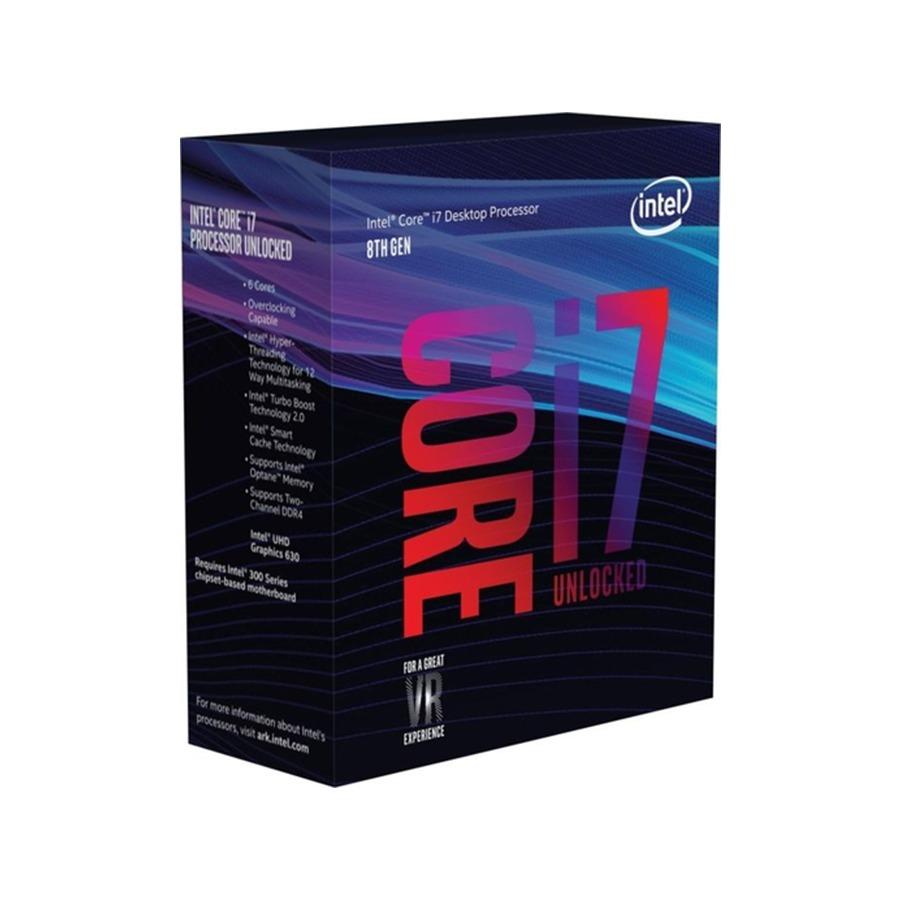 Procesador Intel Core i7 8700K
