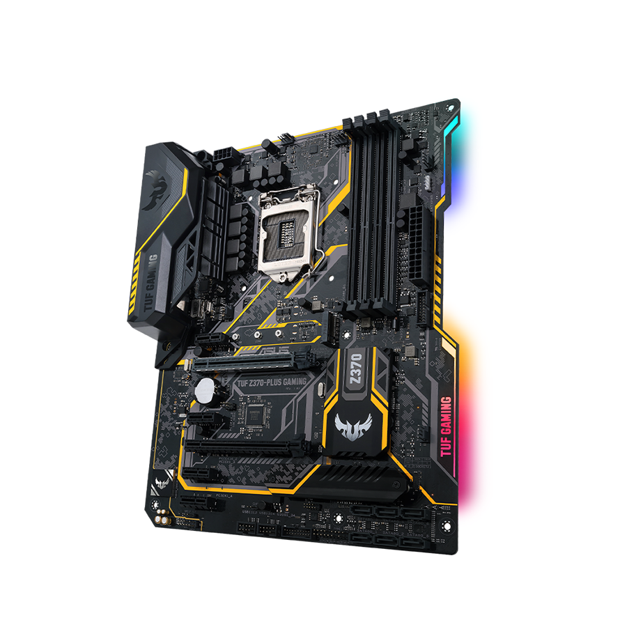 Motherboard ATX ASUS TUF Z370-PLUS GAMING