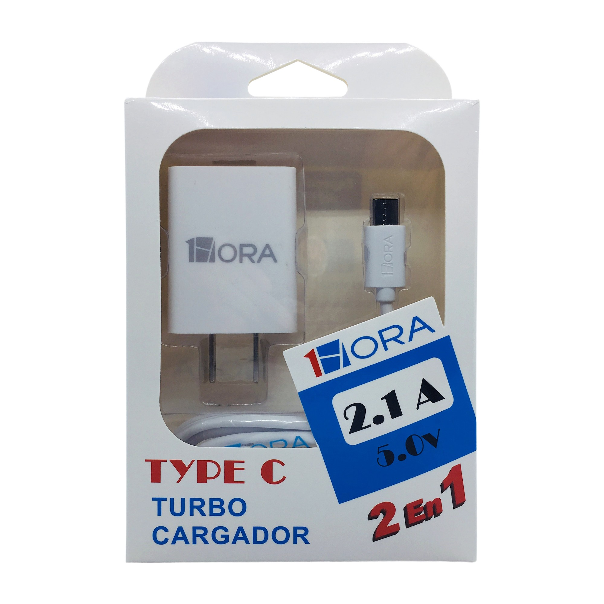 Turbo Cargador 2 en 1