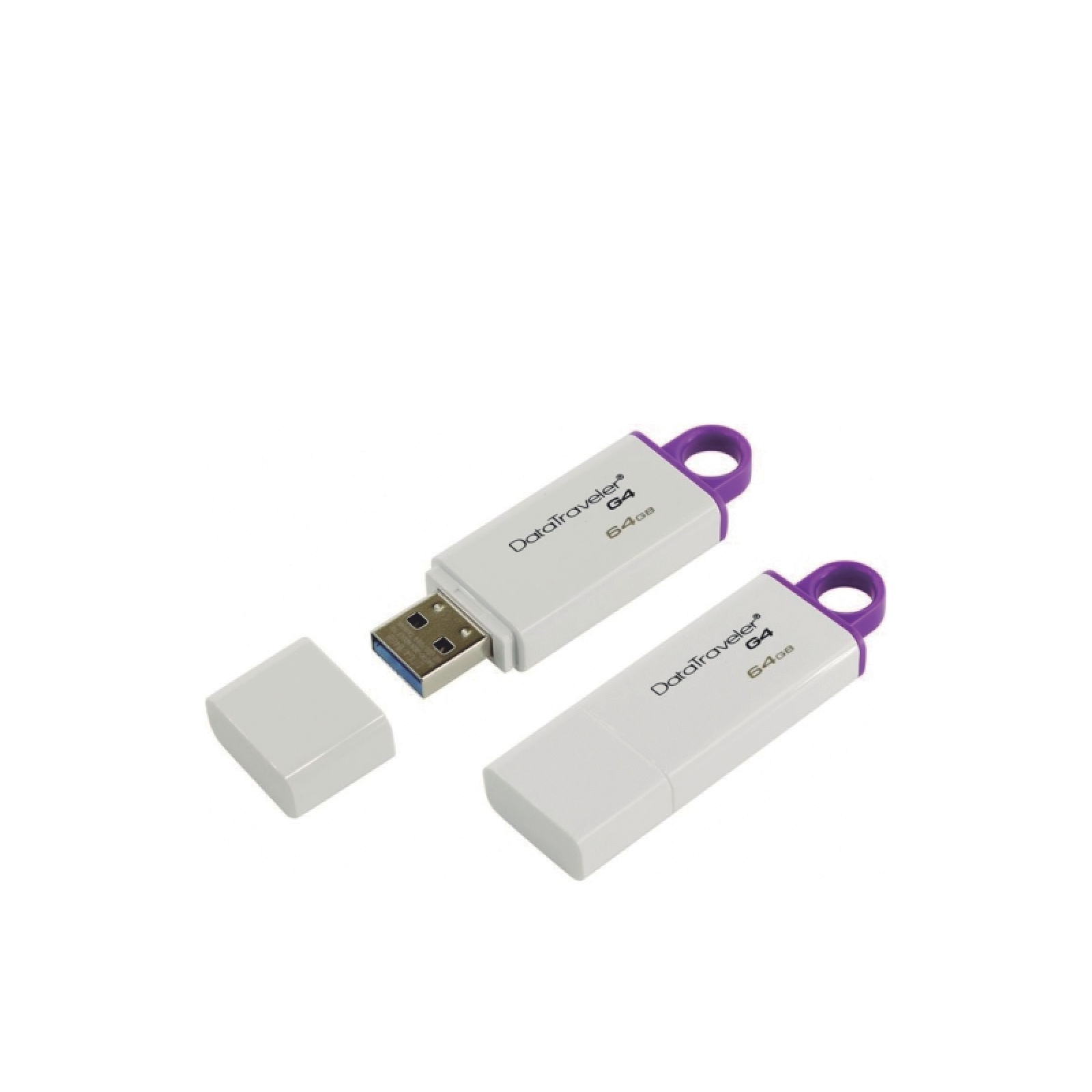 Memoria USB 64GB DTIG4  -Kingston-