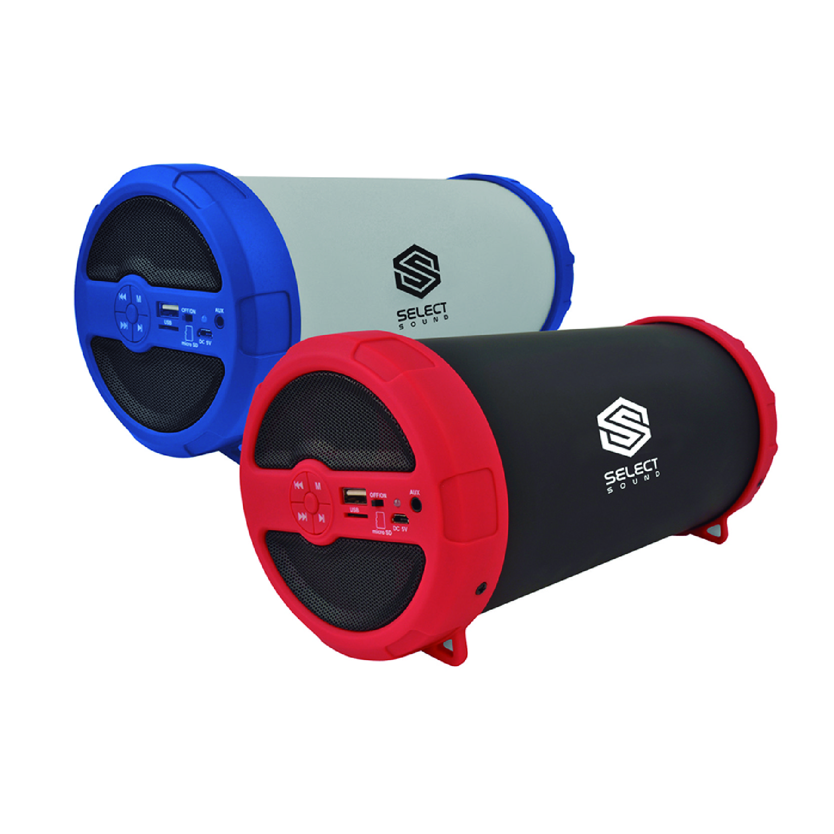 Bocina Bluetooth Bazooka -SOUND SELECT-