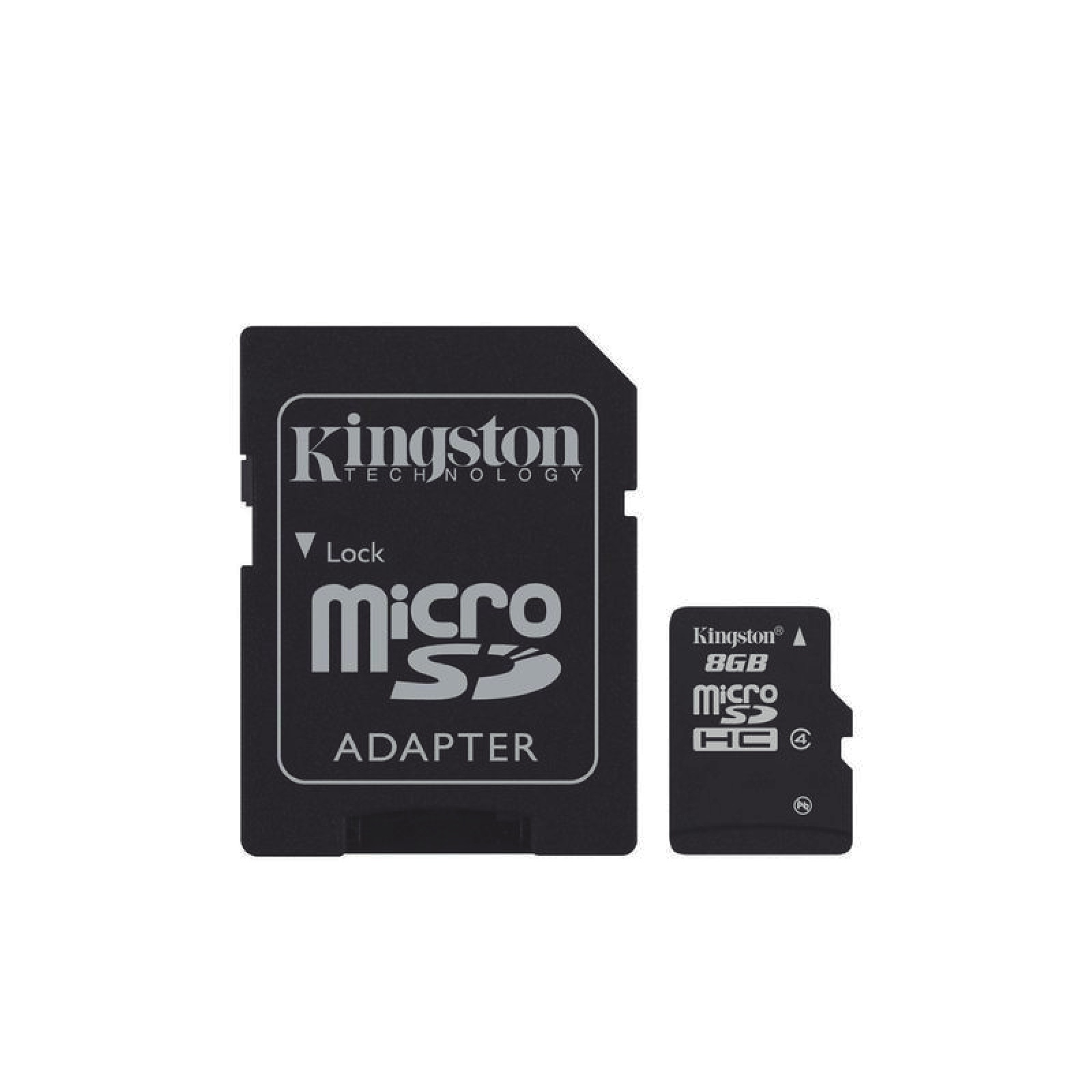 Micro Sd Kingston 8GB Clase 4