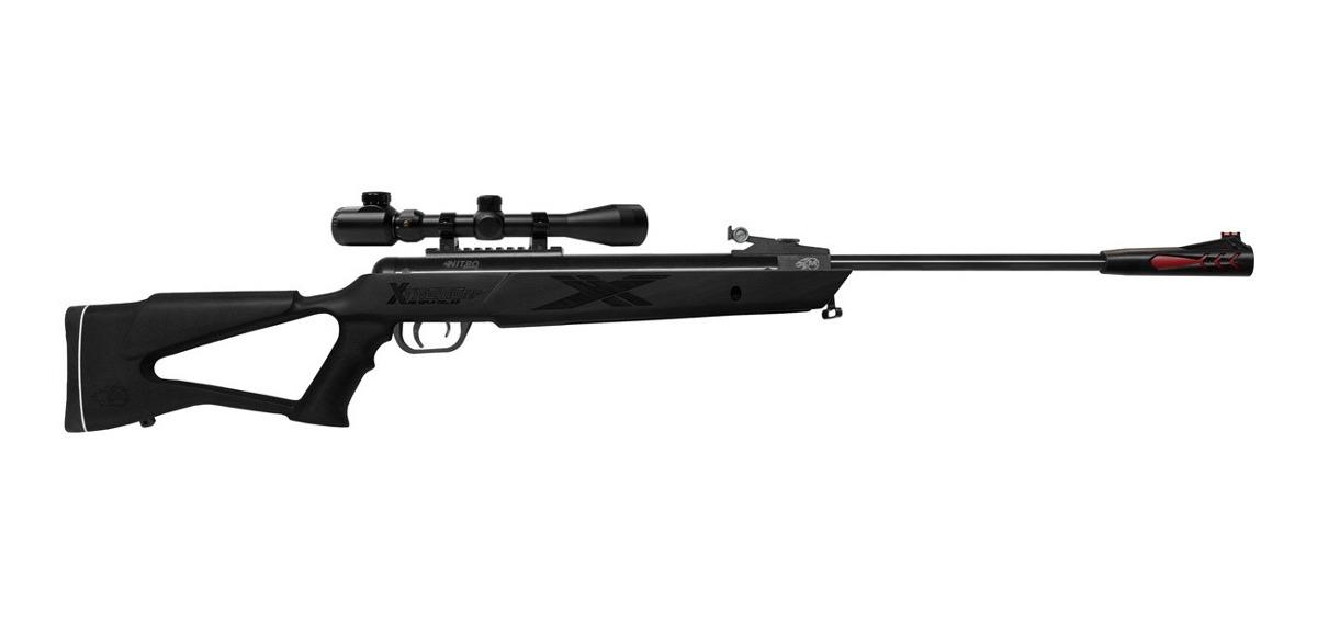 Rifle Xtreme Np Texturizado Cal. 5.5 Mira 3-9x40 C/retilum