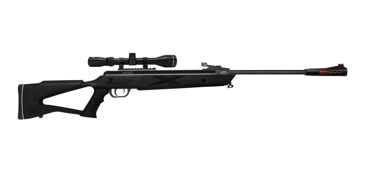 Rifle Xtreme Np Texturizado Cal. 5.5 Mira 3-9x40 Mendoza