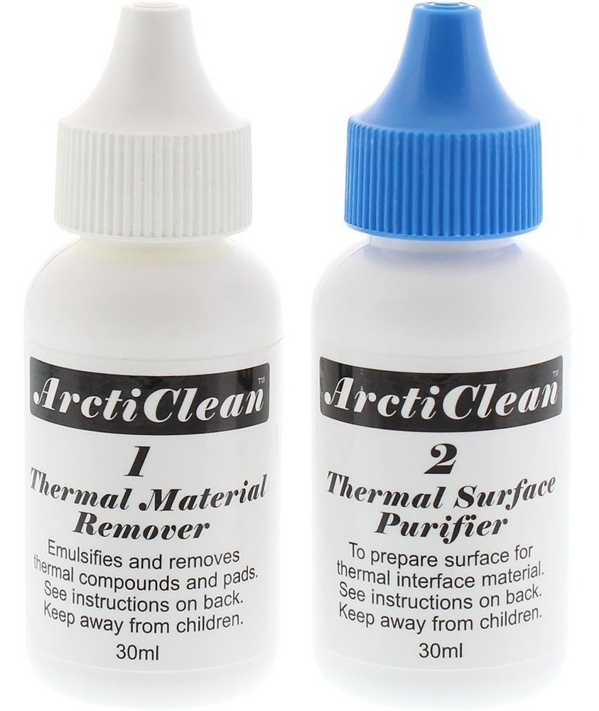 Kit Limpiador de Pasta Termica Arctic Clean