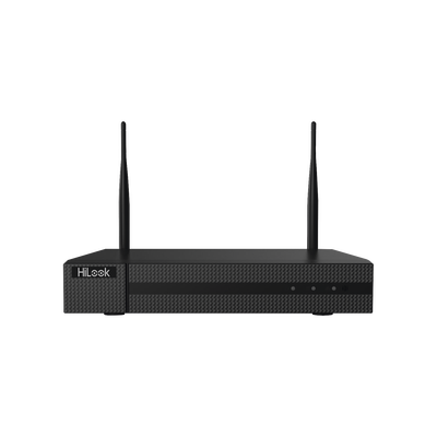 HIKVISION NVR 4 Mp 4 Canales Wi-Fi