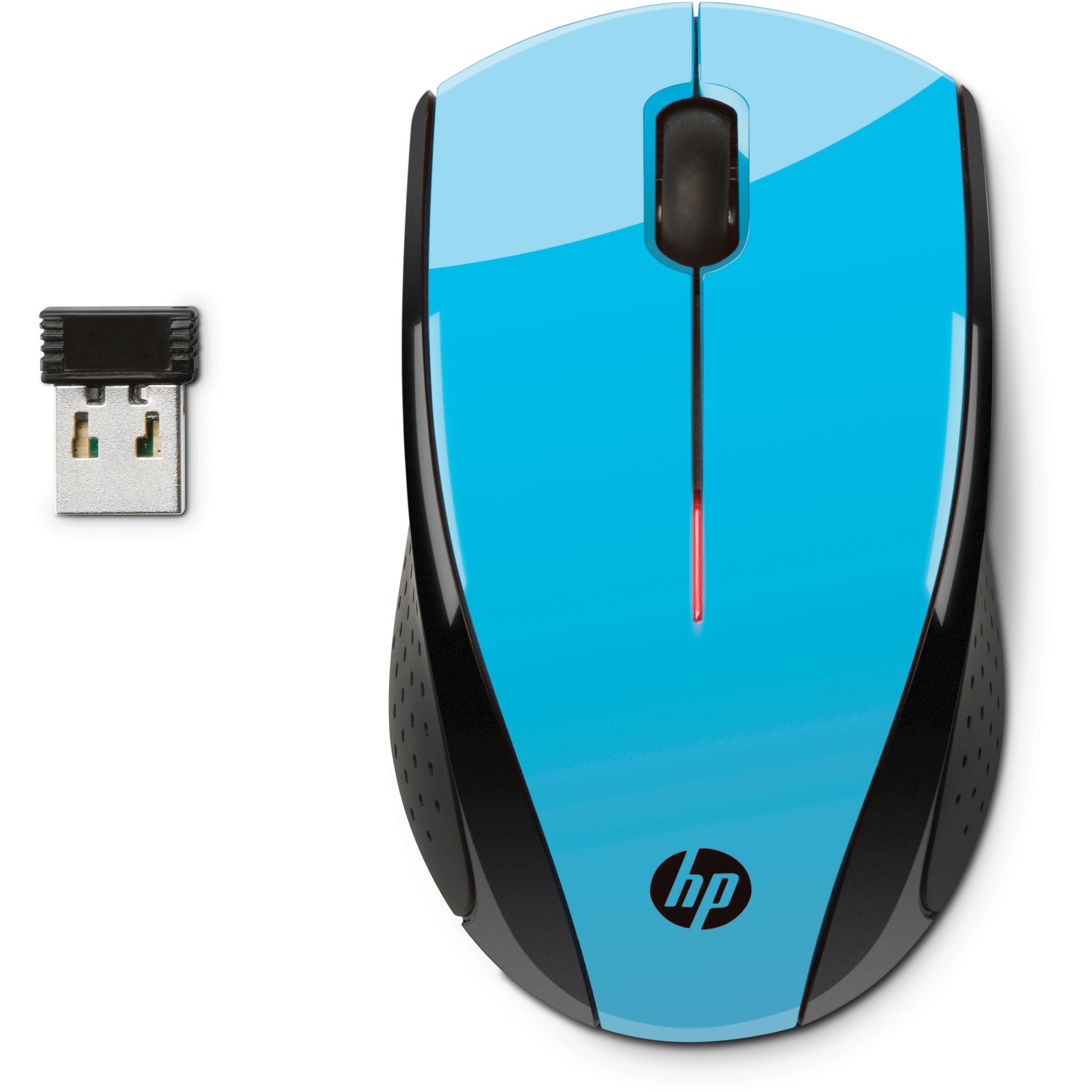 Mouse Hp X3000 Inalámbrico