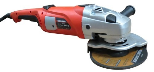 Esmeril Angular 7 Pulgadas 2000w Profesional Black & Decker