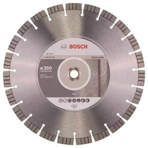 Disco Diam. Best Concreto Segmentado 14  Bosch