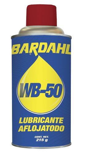 Lubricante Aflojatodo Multiproposito Wb-50 215 Gr Bardahl