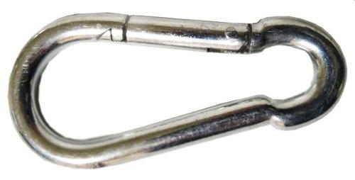 Bandola Acero  8  5 Cm Con 50 Piezas Snap Hook Obi