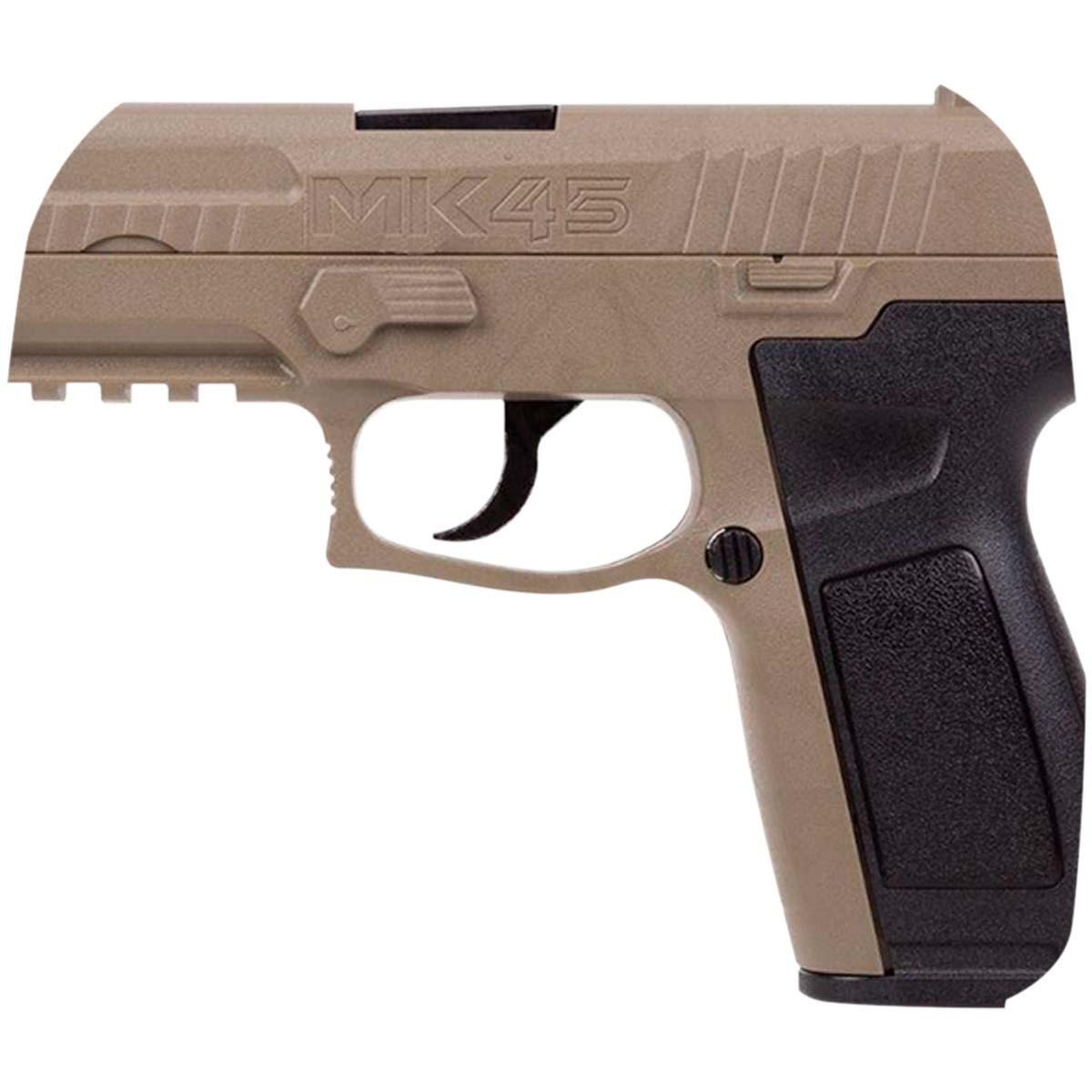 Pistola CO2 480 pps Polimero Bbs Calibre 4.5 MM Tiro Crosman