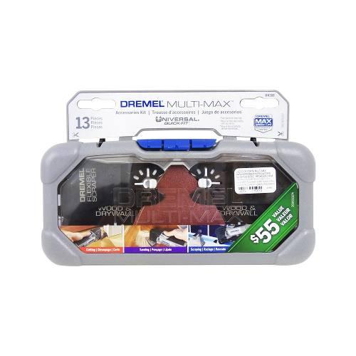 Dremel Accesorio Kit De Corte Multi-max De 13 Pz Mm388