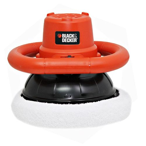 Pulidora Orbital 10  3200 Opm Kp 1200 Black & Decker