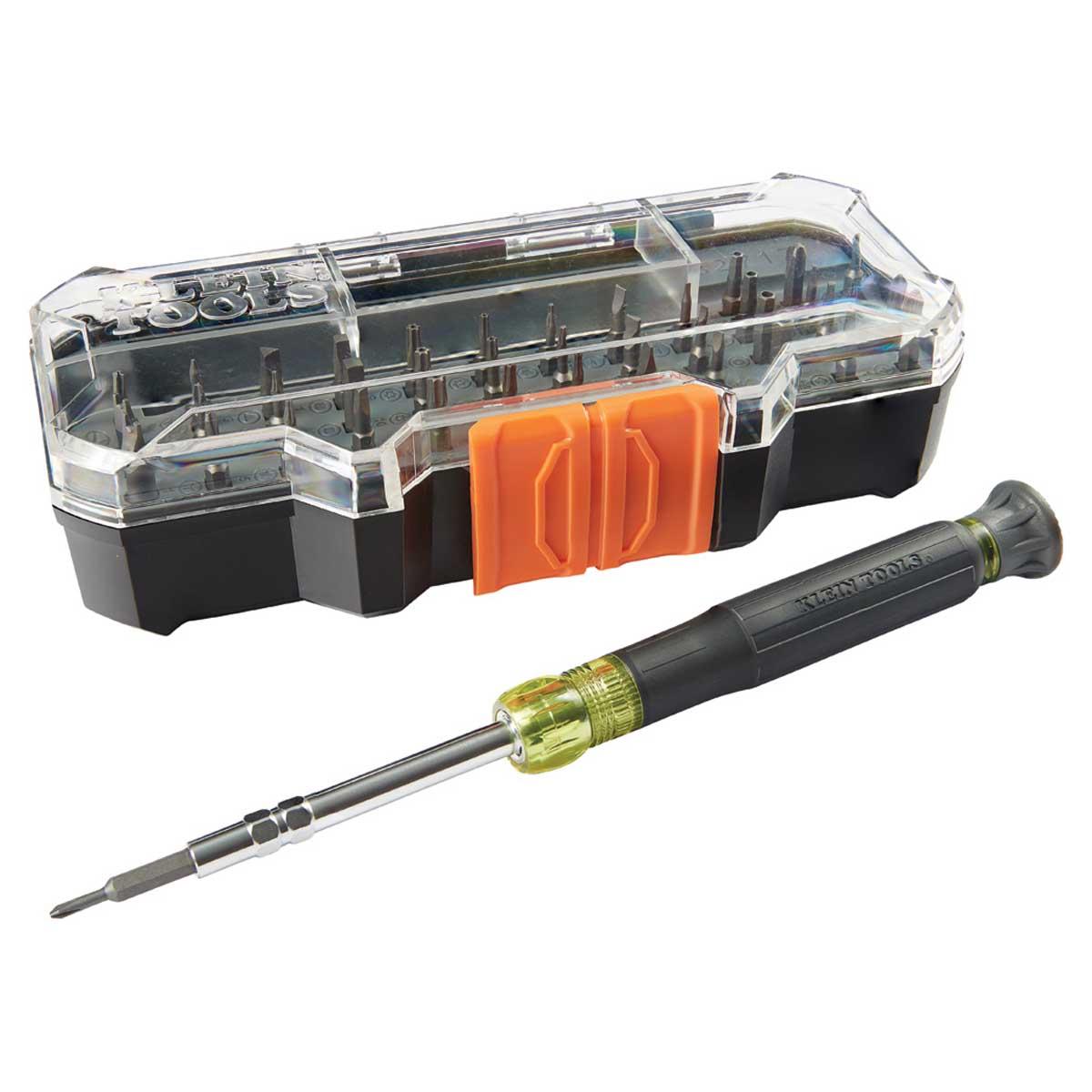 Desarmador Destornillador Multipuntas 39 en 1 Klein Tools