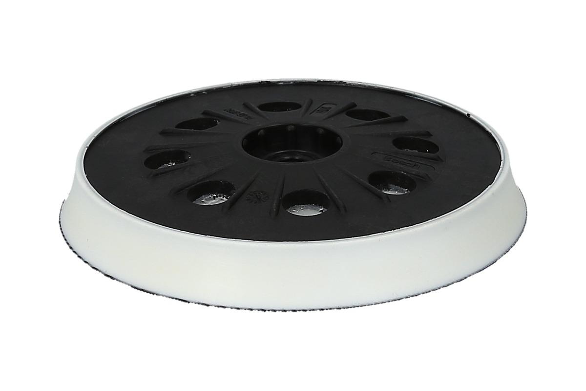Plato De Goma 125mm Para Lijadora Excéntrica Gex 125-150 Ave