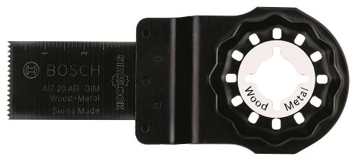 Hoja De Sierra Multiuso Segueta 20 X 20 Mm Metal Bosch
