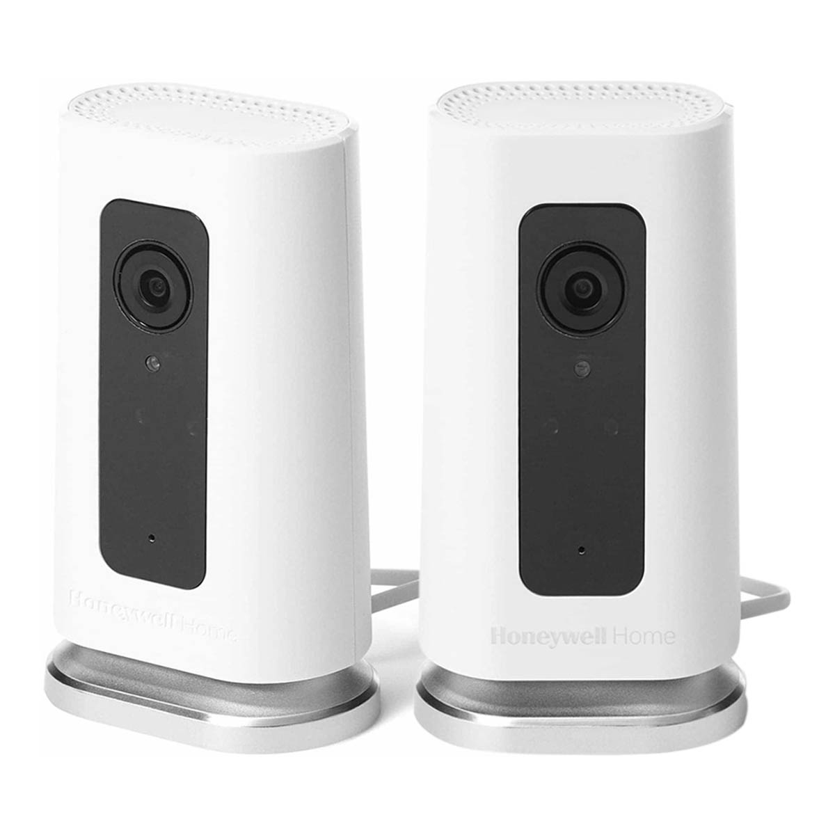 Camara Seguridad Interior C1 Con Wi Fi 2 Pzs Casa Honeywell