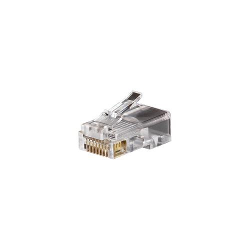 Plugs Datos Modular Rj45 Cat5e 10 Piezas Vdv826-628