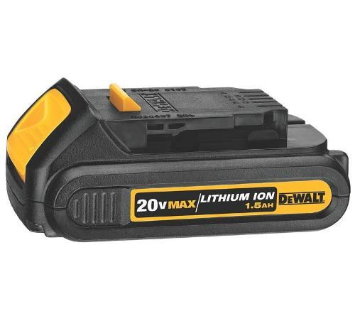 Bateria Compacta 20v 1.5 Ah  Dewalt 20dcb201 Dewalt