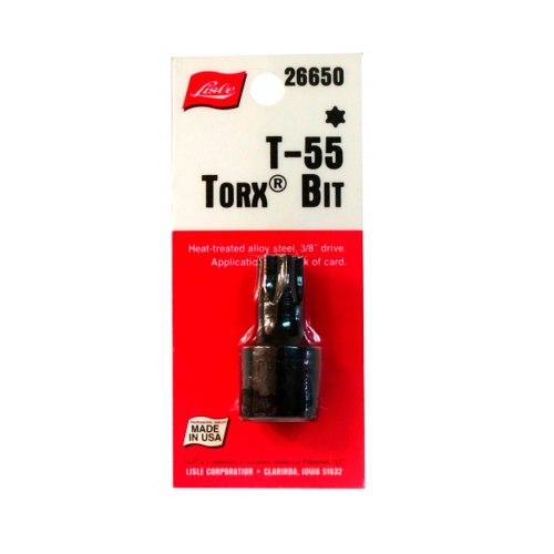 Dado Torx T55 Y 3/8 Pulgadas 26650 Lisle