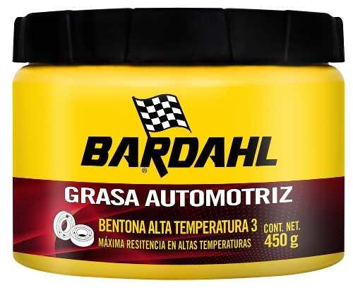 Grasa Lubricante Baleros Alta Temperatura 3 Bentona 450 Gr