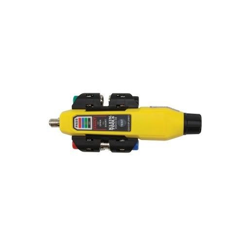 Probador Coax Explorer 2 Y Kit 4 Transmisores Klein Tools