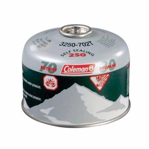 Tanque De Gas Butano Propano 220 Gr Estufa Linterna Coleman