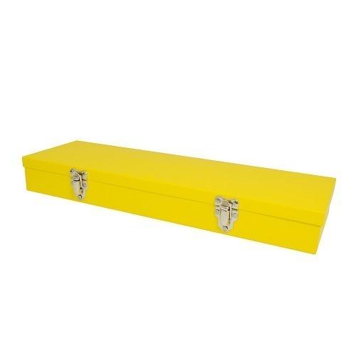 Caja Portaherramientas Metalica P/juegos 49x15x5 Tb02 Surtek