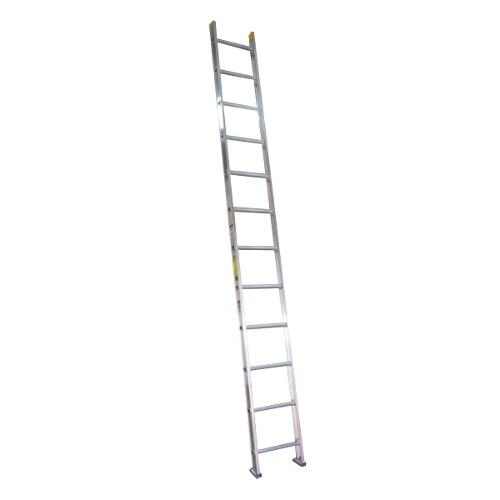 Escalera Recta De Aluminio De 3.05 M Tipo Iii 91kg Keller
