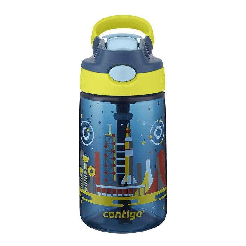 Botella Escolar Para Niños 14oz Estacion Espacial Contigo