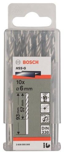 Broca Hss-g 7/64  10 Pz. Bosch