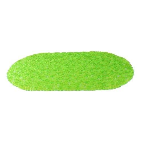 Tapete Para Baño Con Diseño De Perlas Verdes Ba-427445 Namar