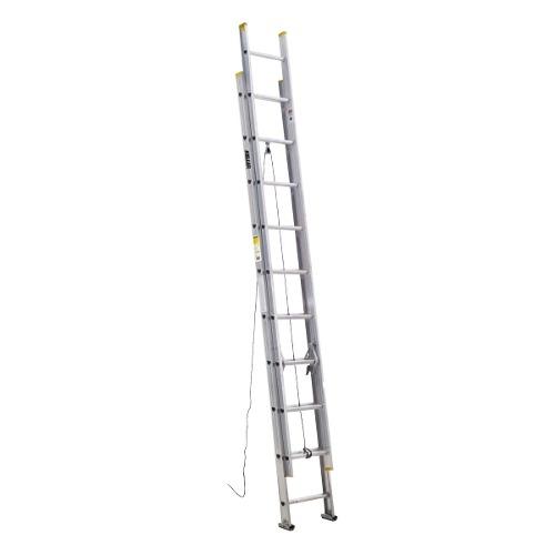 Escalera Aluminio Extensión De 8.53 M Tipo Iii 91kg Keller