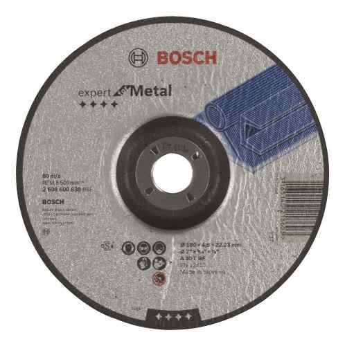 Disco Abrasivo Desbaste  Cto Dep 7 X3/16  Bosch