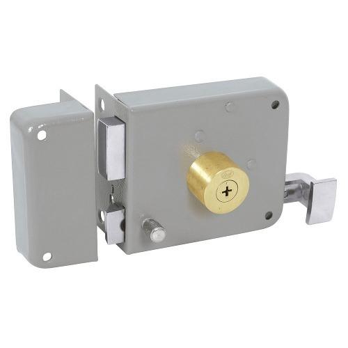 Cerradura De Sobreponer Llave Tetra Izquierda En Caja Lock